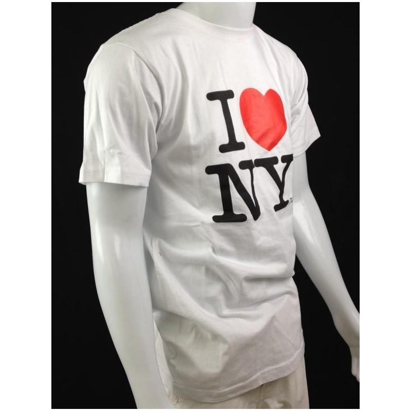 CAMISETA I LOVE NY
