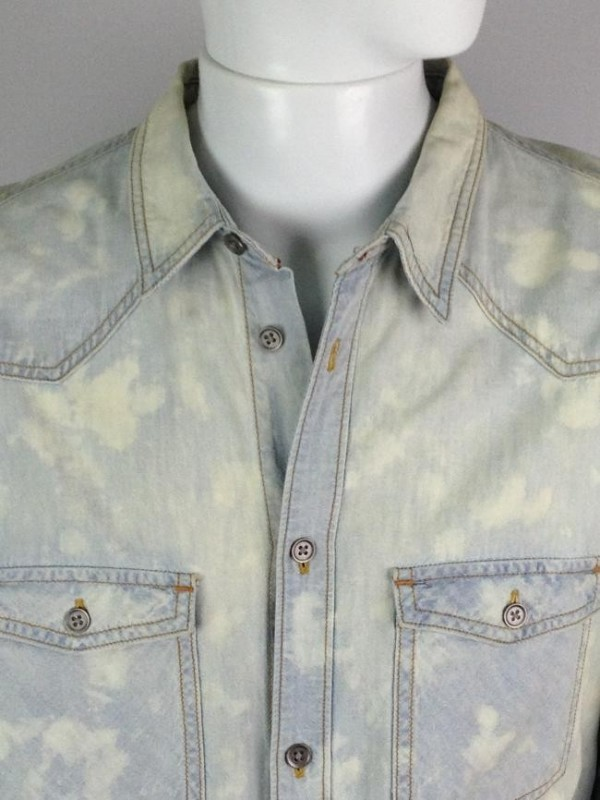 CAMISA JEANS STONED 7 FOR ALL MANKIND