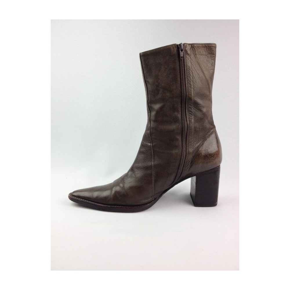 0cbfae0071 Bota Salto Quadrado - Bebe - Feminino - Sapatos - Botas