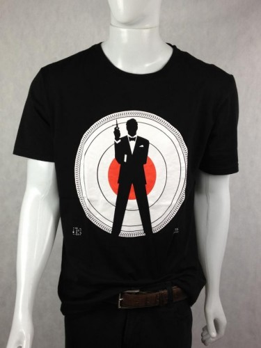 CAMISETA JAMES BOND