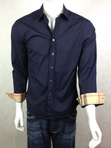 CAMISA LISA BURBERRY