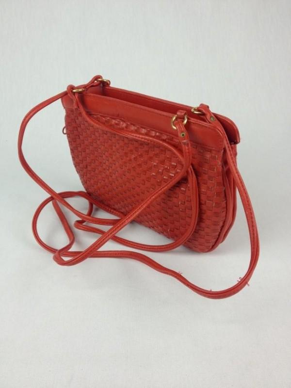 563939dcf Bolsa De Couro Trancado - Outras Marcas - Feminino - Bolsas - Bolsas ...