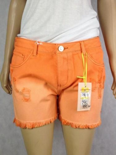Shorts Laranja Degradê