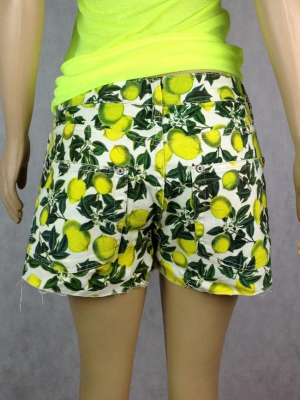 SHORTS ESTAMPADO CITRUS