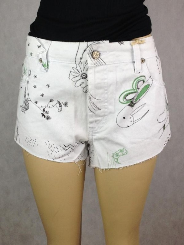SHORTS ESTAMPADO FARM RIO