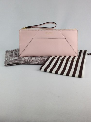 CARTEIRA/CLUTCH HENRI BENDEL
