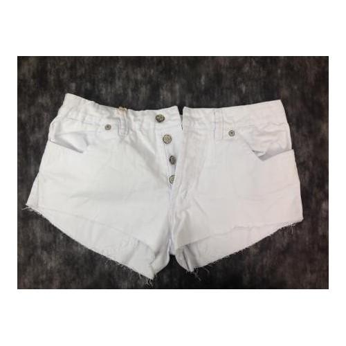 Mini Shorts Branco