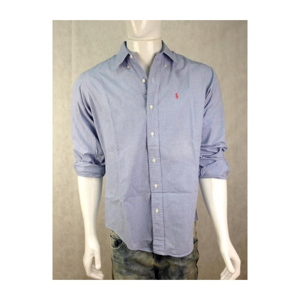 073f9d1d9a601 Camisa Social Polo Ralph Lauren Masculina Branca - Cairns Local ...