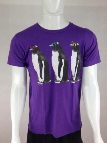 CAMISETA DE PINGUINS