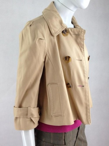 SPENCER/TRENCH CURTO