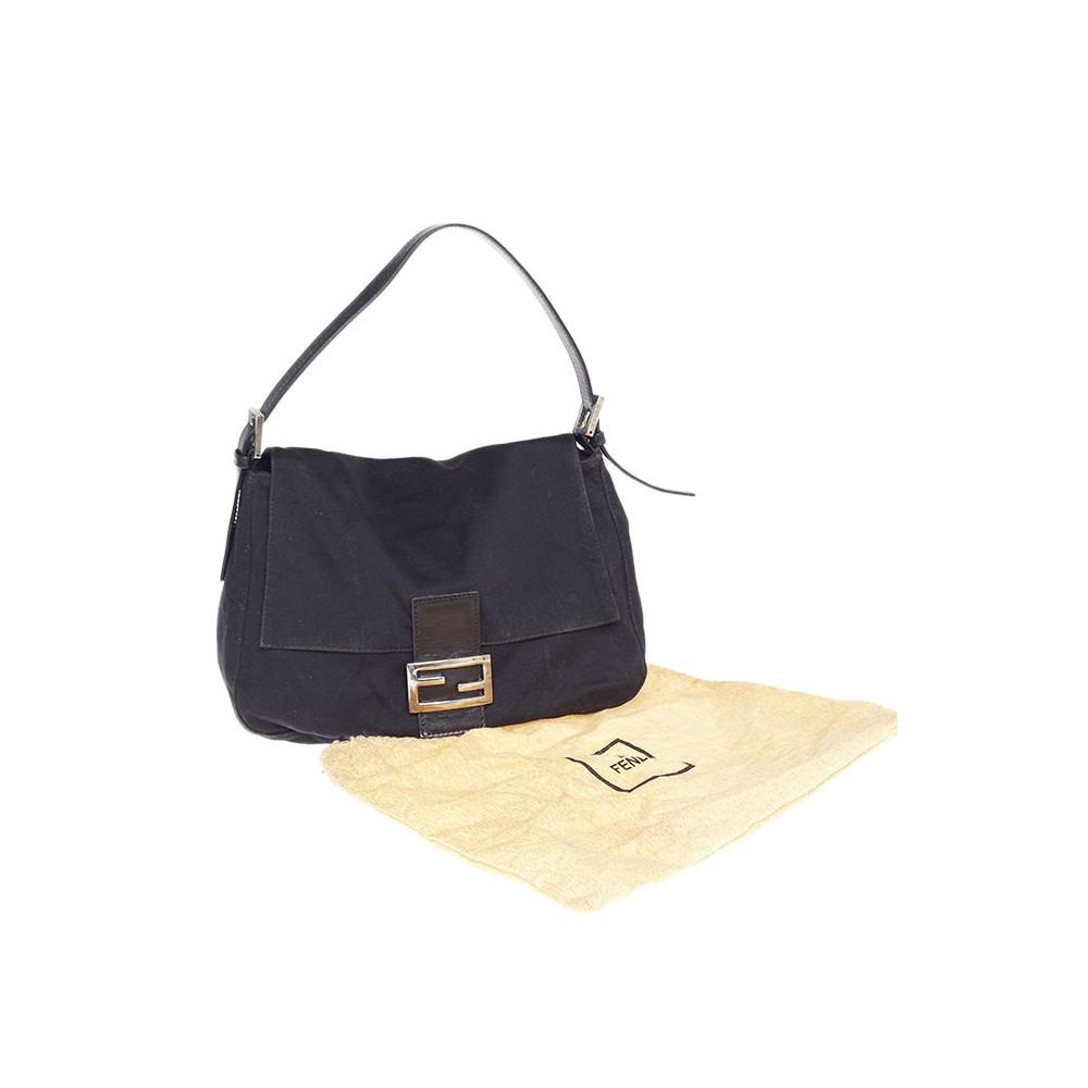 Bolsa Classica Vintage Baguette - Fendi - Feminino - Bolsas - Bolsas ... b9d11bdb56c