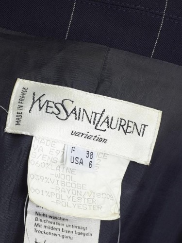 CONJUNTO YVES SAINT LAURENT
