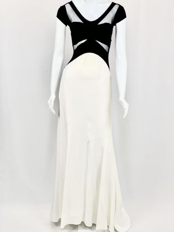 47fd76ab5 Vestido Longo Com Detalhes Em Tule - Le Lis Blanc - Vestidos de Festa