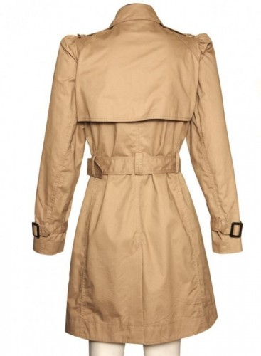 TRENCH COAT MANGO