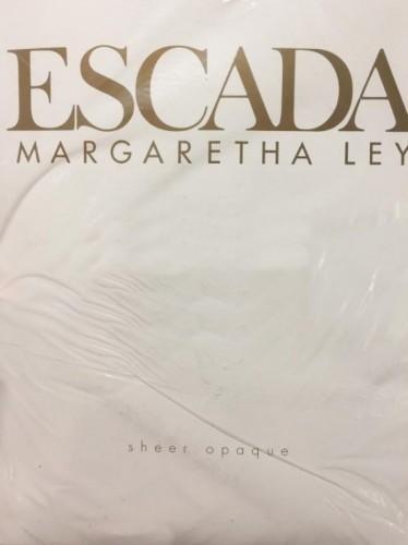MEIA CALÇA SHEER OPAQUE ESCADA BY MARGARETHA LEY
