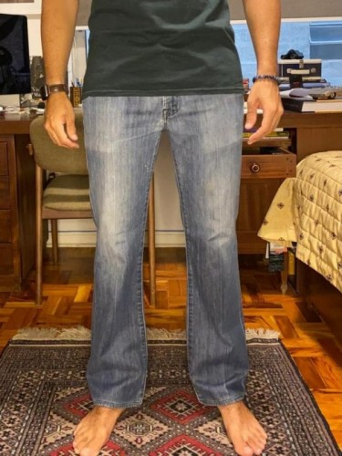 CALÇA JEANS SEVEN FOR ALL MANKIND