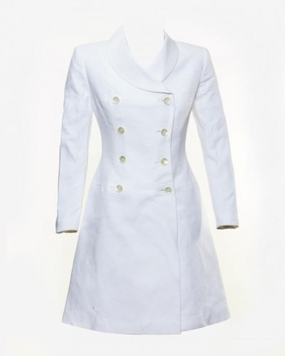 ROBE MANTEAU BRUCE OLDFIELD