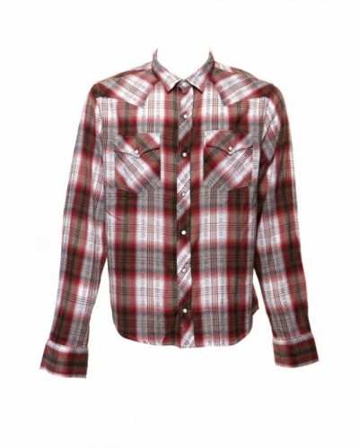 CAMISA SALT VALLEY WESTERN