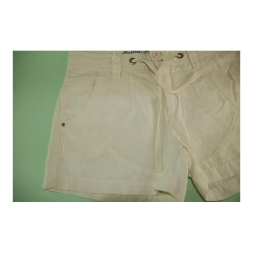 SHORTS LINHO OFF WHITE