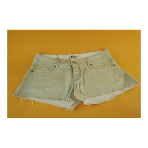 SHORTS JEANS OFF WHITE