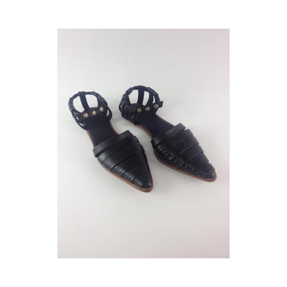 botas de madeira para homens