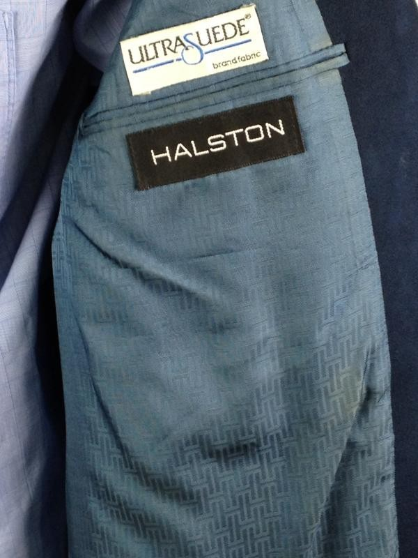 BLASER MASCULINO HALSTON